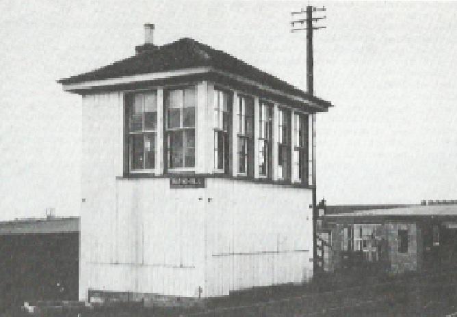 Birkhill Loop Signal Box