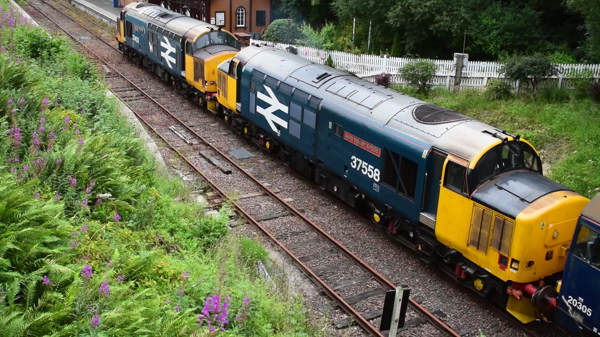 Class 37 37558